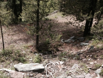 12 Buried ephemerial crossing inlet before